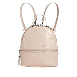 Steve Madden BGATOR Lilac Backpack